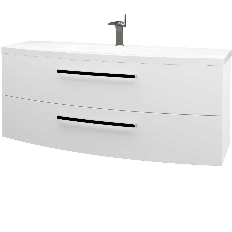Waschtischunterschrank rio szz2 140 koupelnov n bytek d evojas - Waschtischunterschrank 140 ...